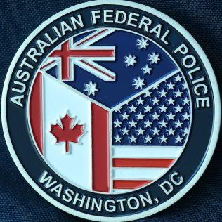 Australian Federal Police - Washington DC