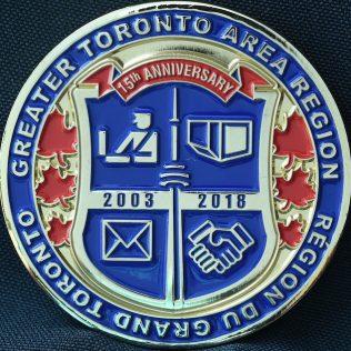 Canada Border Services Agency CBSA - 15th Anniversary 2003-2018