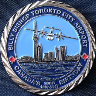 Canada Border Services Agency CBSA - Billy Bishop Toronto City Airport