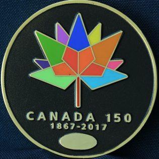 Calgary Police Service - Canada 150 - 1867-2017