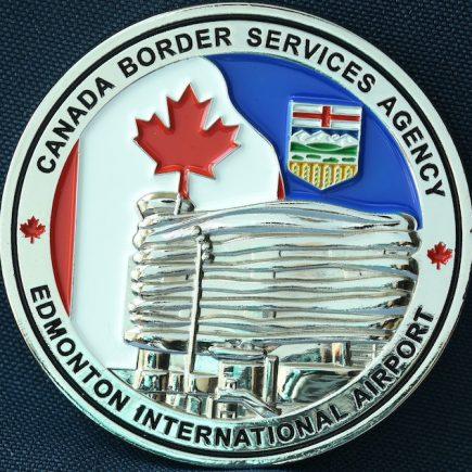 Canada Border Services Agency CBSA - Edmonton International Airport