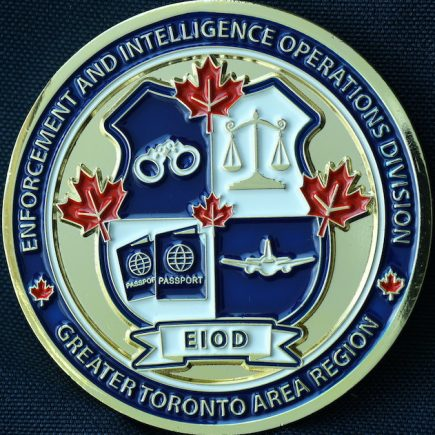 Canada Border Services Agency CBSA - Enforcement and Intelligence Operations Division