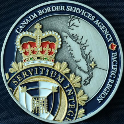 Canada Border Services Agency CBSA - Flexible Response Team YVR