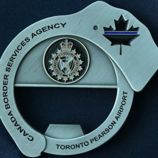 Canada Border Services Agency CBSA - Hold the Line