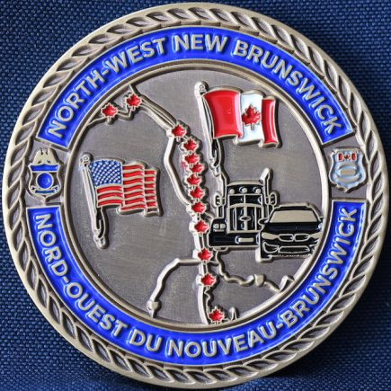 Canada Border Services Agency CBSA - North-West New Brunswick