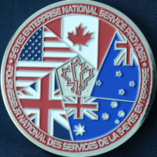 Canadian Top secret Network - 5 Eyes Enterprise National Service Provider
