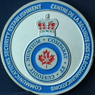 Communications Security Establishment Canadian Top secret Network