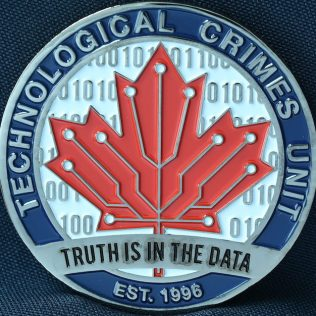 Edmonton Police Service EPS - Technological Crimes Unit