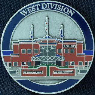 Edmonton Police Service EPS - West Division