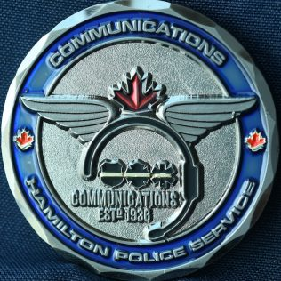 Hamilton Police Service - Communications