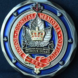 Hamilton Police Service - Honour Guard