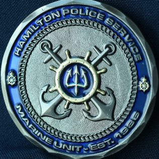 Hamilton Police Service - Marine Unit
