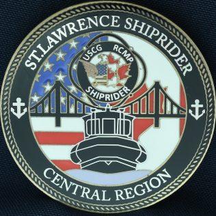 Integrated Border Enforcement Team - Shiprider Central Region