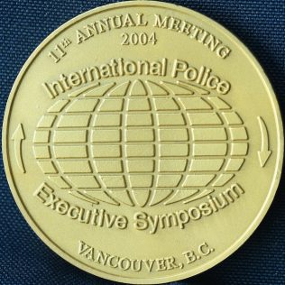 International Police Executive Symposium Vancouver BC 2004