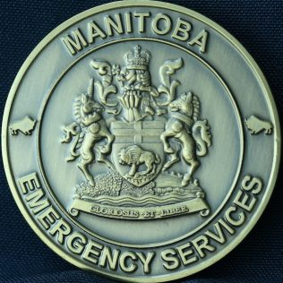 Manitoba Emergency Services Gold
