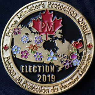 RCMP A Division PMPD Election 2019
