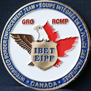 RCMP C Division IBET