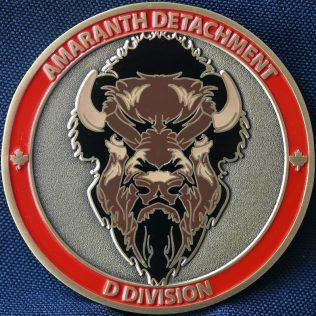 RCMP D Division Amaranth Detachment