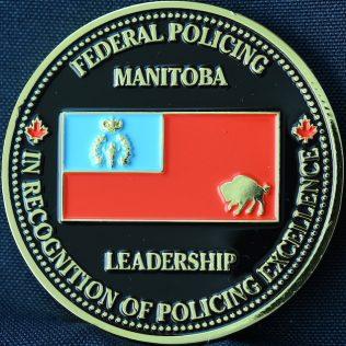 RCMP D Division Federal Policing Criminal Operation Officer