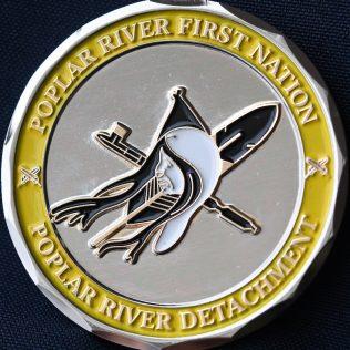 RCMP D Division Poplar River Detachment