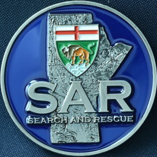 RCMP D Division - Search and Rescue
