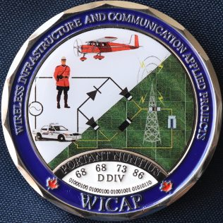 RCMP D Division Wireless Infrastructure and Communication Applied Projects colour