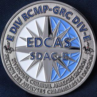 RCMP E Division Criminal Analysis Section