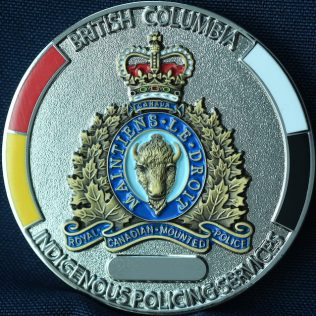 RCMP E Division - Indigenous Policing Services