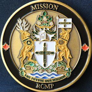 RCMP E Division Mission Detachment