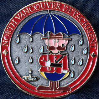 RCMP E Division North Vancouver Detachment