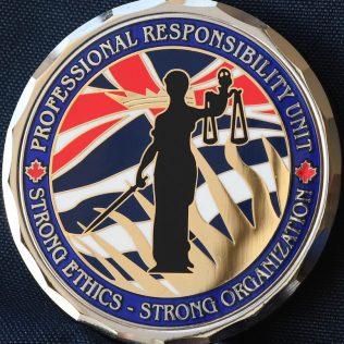 RCMP E Division Professional Responsability Unit