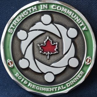 RCMP F Division 2019 Regimental Dinner