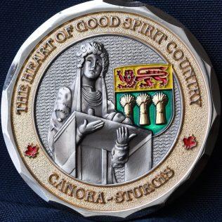 RCMP F Division Canora-Sturgis Detachment