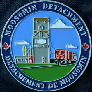 RCMP F Division - Moosomin Detachment