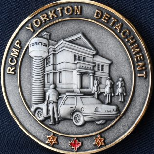 RCMP F Division Yorkton Detachment