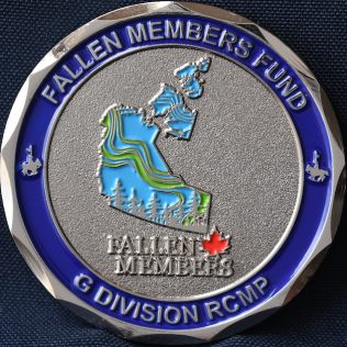 RCMP G Division Fallen Members Fund