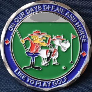 RCMP Generic Golf