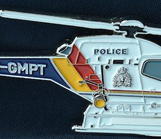 RCMP Generic Helicopter