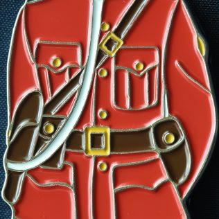 RCMP Generic Red Serge