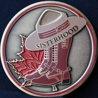 RCMP Generic Sisterhood