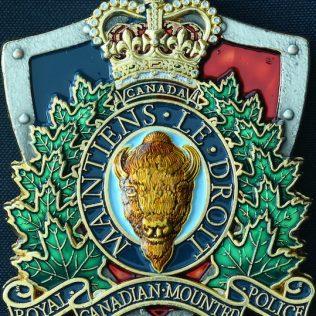 RCMP Generic St Michael Gold