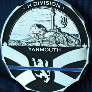 RCMP H Division Yarmouth Detachment