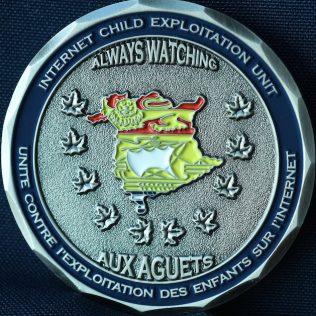 RCMP J Division - Internet Child Exploitation Unit