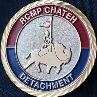 RCMP K Division Chateh Detachment