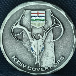 RCMP K Division - Covert Operations