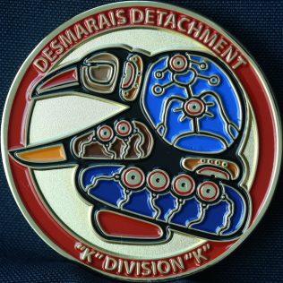 RCMP K Division - Desmarais Detachment
