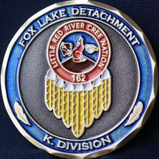 RCMP K Division Fox Lake Detachment