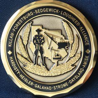 RCMP K Division Killam Forestburg Detachment