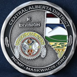 RCMP K Division Maskwacis Detachment