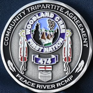 RCMP K Division Peace River Detachment